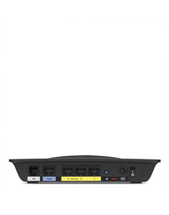 مودم روتر بیسیم دو باند Linksys مدل X1000