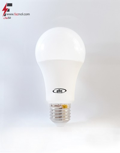 لامپ ال ای دی حبابی 9 وات پایه E27- آلبو