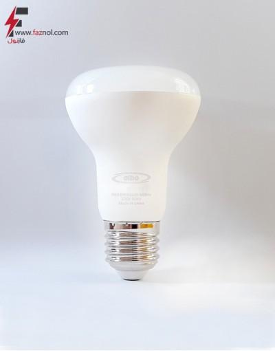 لامپ ال ای دی رفلکتوری 6 وات پایه E14- البو