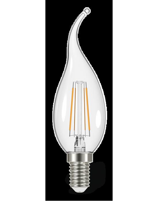 لامپ فیلامنت اشکی 4 وات LED (با پایه E14)  - کملیون