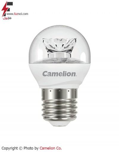 لامپ ال ای دی 6 وات حبابی کریستالی پایه E27 - کملیون