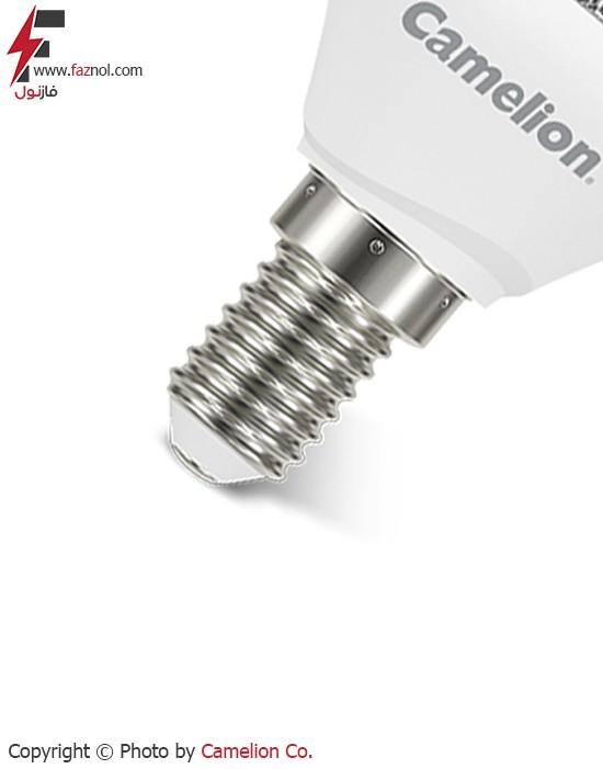 لامپ LED حبابی 6 وات کریستالی پایه E14 - کملیون