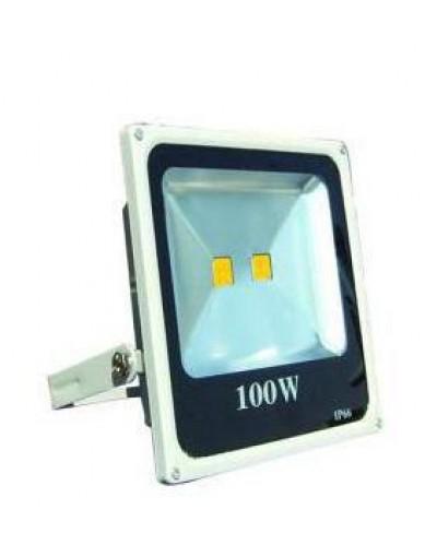 پروژکتور 100 وات FLAT با بهره نوری 120 لومن بر وات - آنی نورگستر شفق