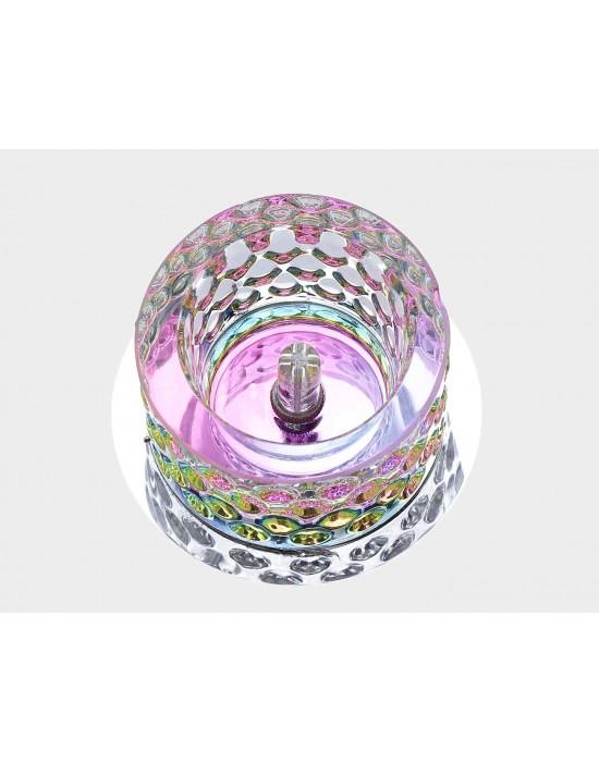 قاب هالوژن کریستال مولتی توکار - آنی نور گستر شفق