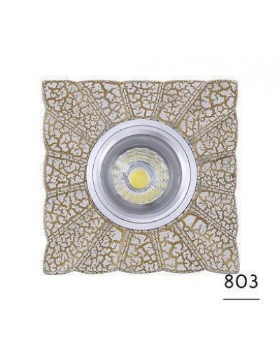 قاب هالوژن طرح سنگ کد 803 - آنی نورگستر شفق