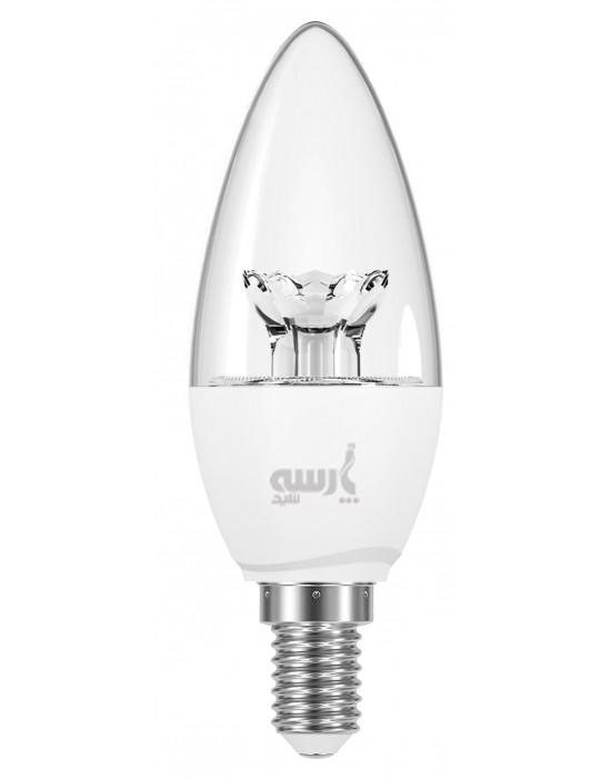 لامپ ال ای دی شمعی کریستالی