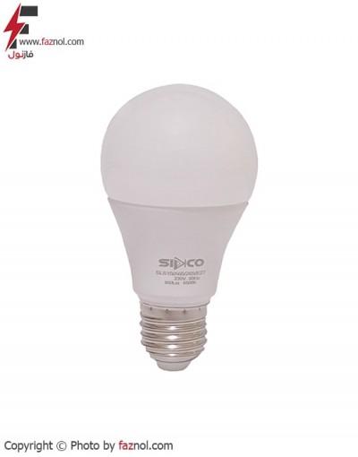 لامپ ال ای دی حبابی 12 وات- سیدکو