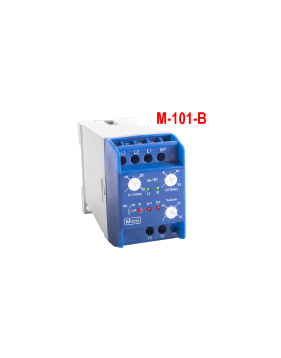 رله کنترل فاز میکرو (طرح اسپیک)-میکرومکس