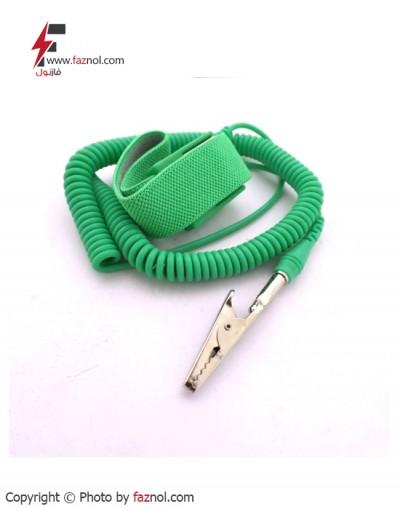دستبند ضد الکتریسیته ساکن مدل -HAKKO-496B