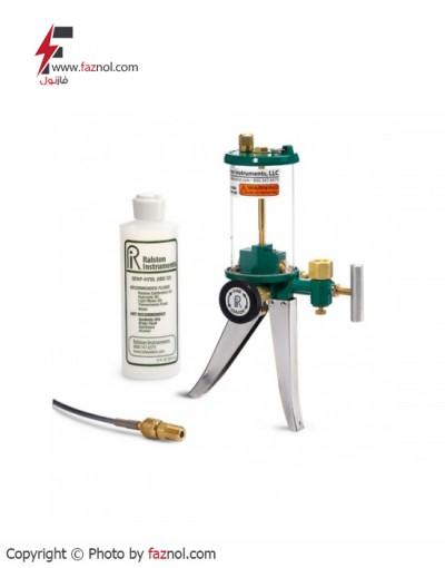 پمپ پرتابل هیدرولیک کالیبراسیون فشار مدلRALSTON--GPS-XHGV