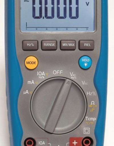مولتی متر دیجیتال صنعتی مدل Multimetrix - DMM220
