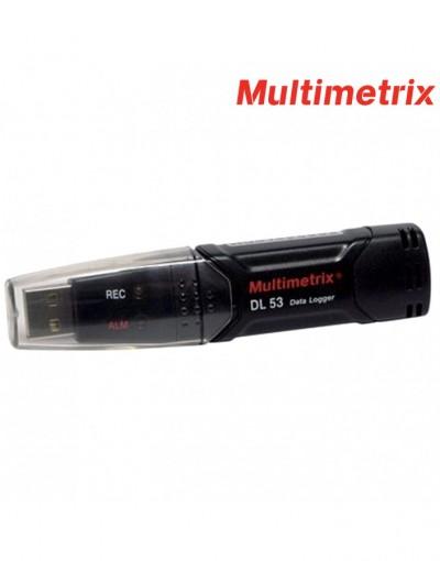 دیتا لاگر Multimetrix - DL53
