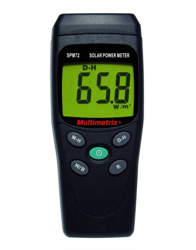 سولار متر Multimetrix- SPM72