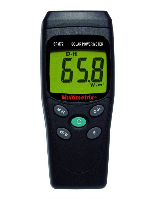 سولار متر Multimetrix- SPM72