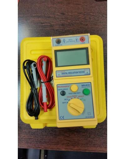 میگر دیجیتال 1000 ولت Multimetrix-MH 401
