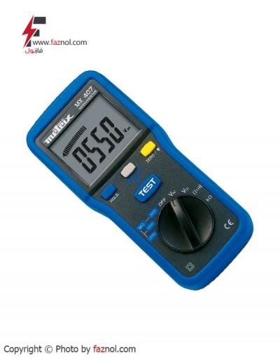 تستر مقاومت عایقی 1 کیلوولت مدلmetrix- MX407