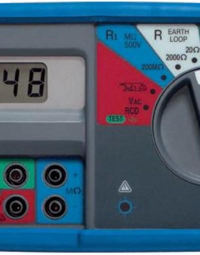 مولتی فانکشن تستر Multimetrix -MX 435D