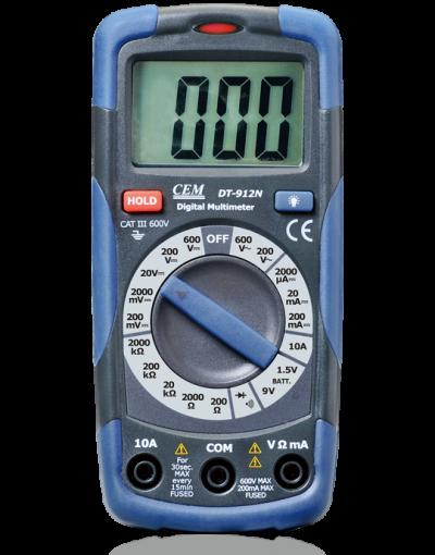 مولتی متر دیجیتال مدل CEM- DT916N