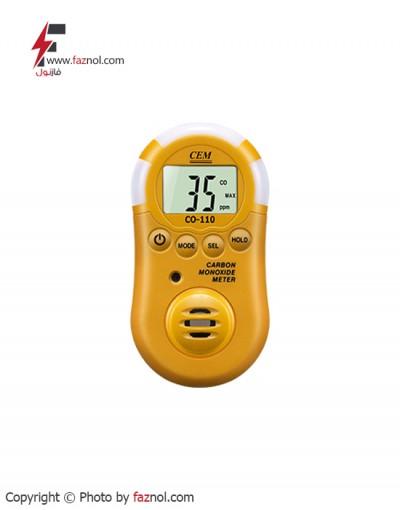 CO متر مدلCEM- CO-110