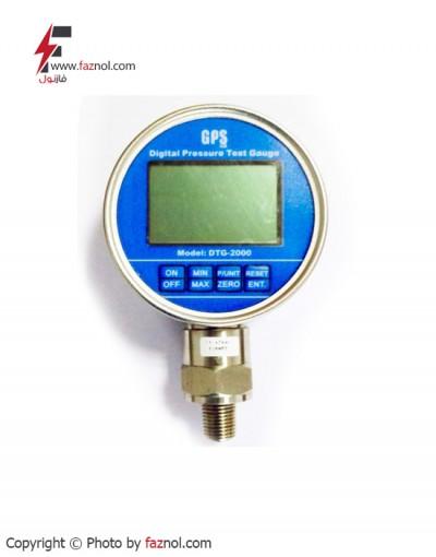 دستگاه تست گیج فشار دیجیتالی مدلGPS-DTG-2000-40G