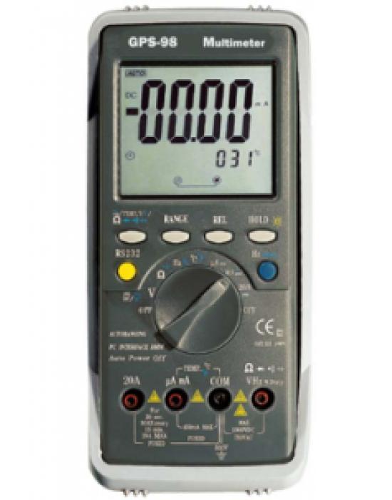 مولتی متر دیجیتال GPS-98