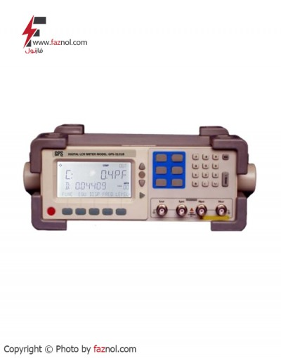 LCR متردیجیتال رومیزی  GPS-3131B