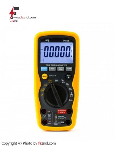 مولتی متر دیجیتال GPS-179