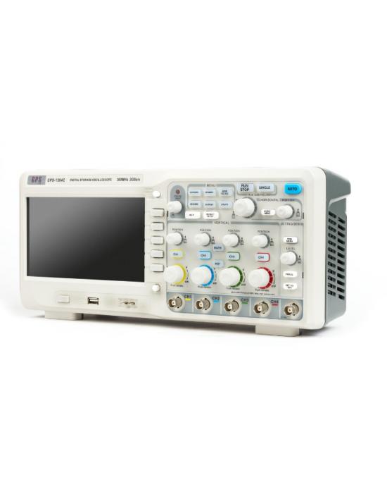 اسیلوسکوپ دیجیتال 100MHZ چهارکانالهGPS-1104C