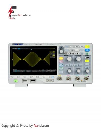 اسیلوسکوپ دیجیتال  100MHZ دوکاناله GPS-1104XE