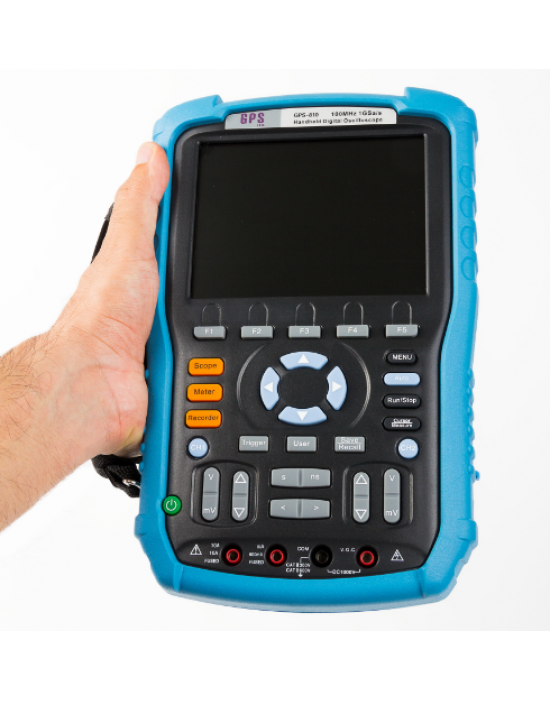 اسیلوسکوپ دیجیتالی پرتابل 60MHZ دو کانالهGPS-806