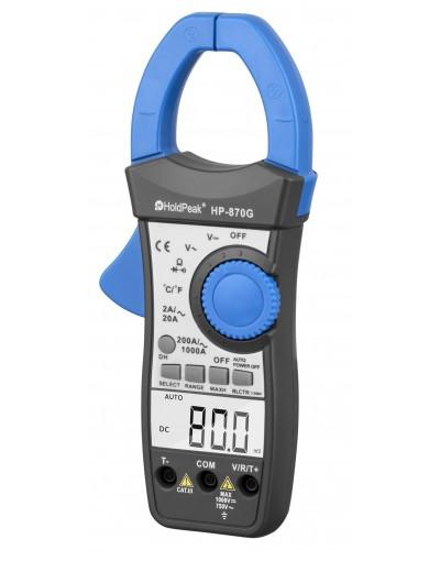 کلمپ متر 1000 آمپر ارزان قیمت هلدپیک - AC 870 G