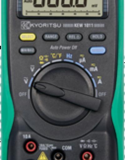 مولتی متر دیجیتال مدل Kyoritsu-Kew1011
