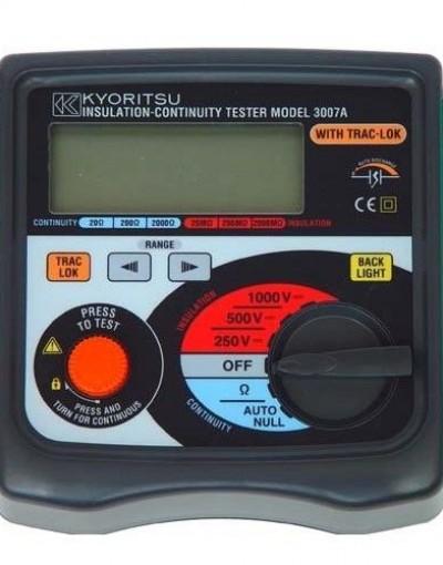میگر 1 کیلو ولت مدل Kyoritsu- 3005A
