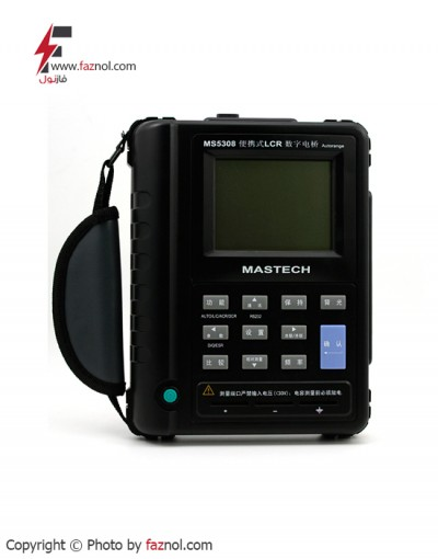 LCR مترحرفه ای Mastech-MS5308