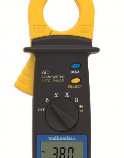 مولتی متر کلمپی مدل Multimetrix - CM610