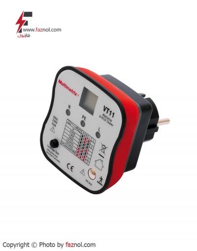 تستر کلید نشتی جریان Multimetrix-VT 11