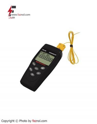 ترمومتر تماسی تک کاناله مدل Multimetrix-TM60