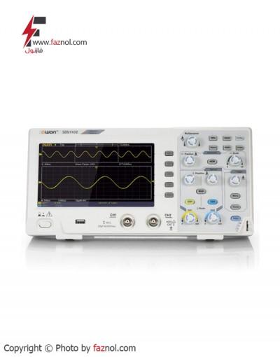 اسیلوسکوپ دیجیتال 100MHZ دو کاناله OWON - SDS-1102