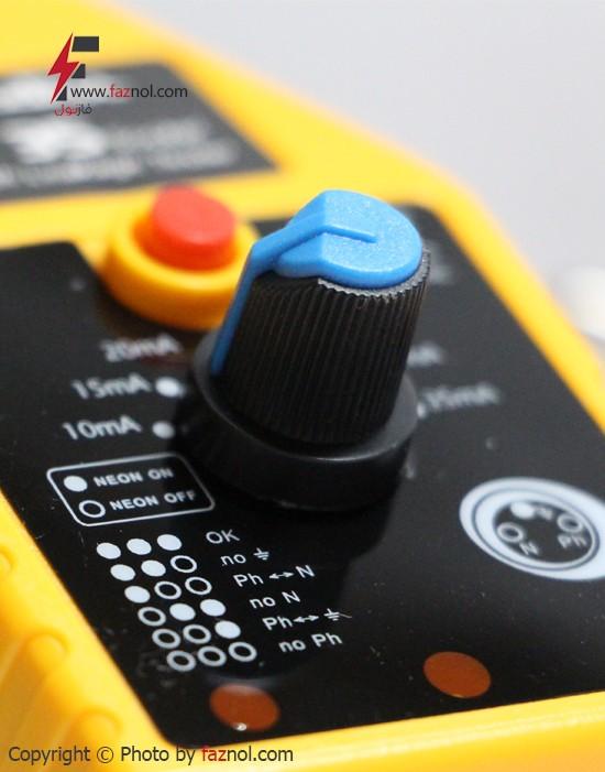 تستر کلید نشتی جریان Multimetrix-VT 35