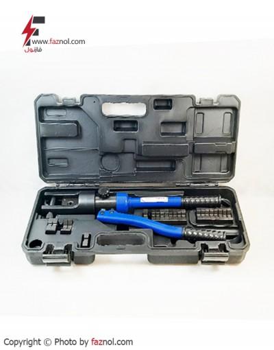 دستگاه پرس کابلشو هیدرولیکی دستی مدل HCT-300