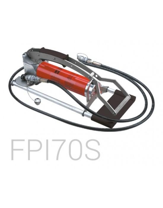 دستگاه پرس کابلشو پایی مدل PPS230 به همراه FPI70 - ساخت intercable ایتالیا