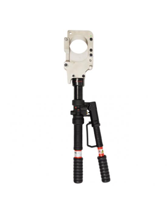 قیچی کابل بری هیدرولیکی دستی مدل HS85 - ساخت کمپانی intercable ایتالیا
