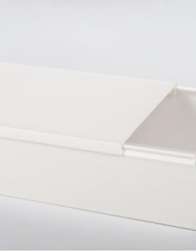 داکت ساده سفید سوپیتا (مدل ساده)
