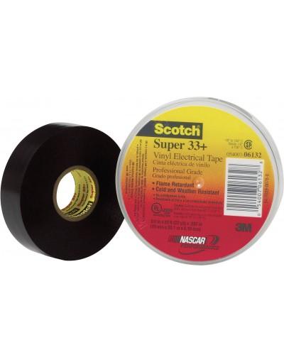 نوار PVC بسیار مقاوم 3M Scotch 33 - اصلی