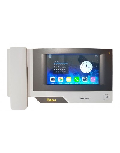آیفون تصویری تابا مدل TVD-3070