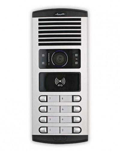 پنل تصویری کارتخوان الکتروپیک مدل RFID-1086