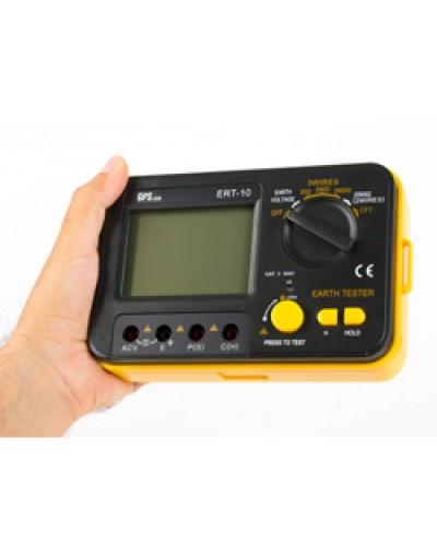 ارت تستر دیجیتال سه سیمه GPS-ERT10