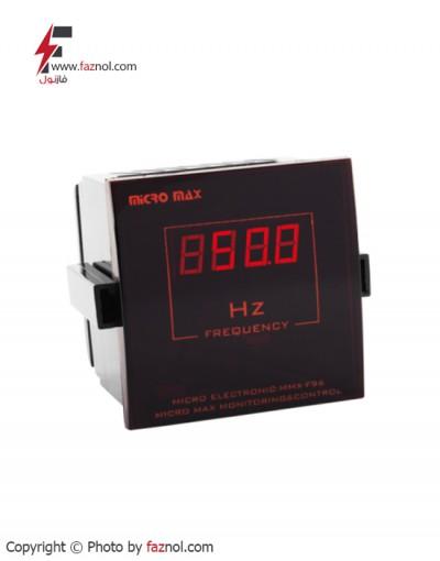 فرکانس متر دیجیتال میکرو پروسسوری F96 -میکرومکس