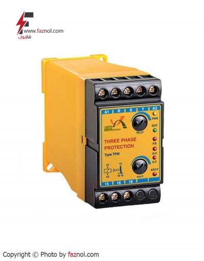 رله کنترل فاز بدون نول TPM-برناالکترونیک