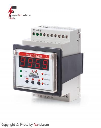 تایمر دیجیتال MTTC -برناالکترونیک
